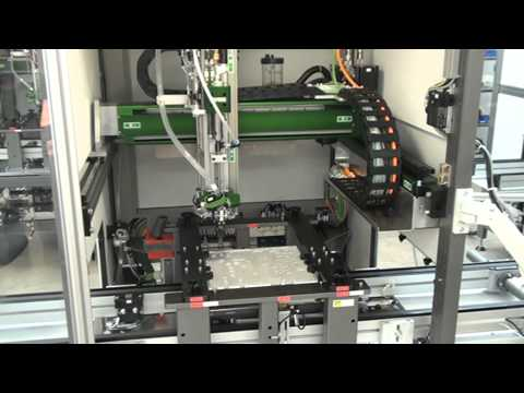 Automatic Assembly (feeder And Vacuumsystem)