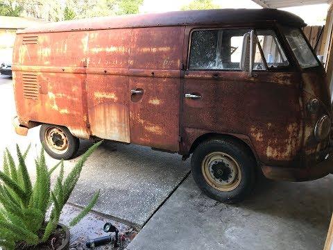 1962 Volkswagen Bus, VW Type 2 - RESURRECTION RESTORATION!!! VW Panelvan, VW Kombi