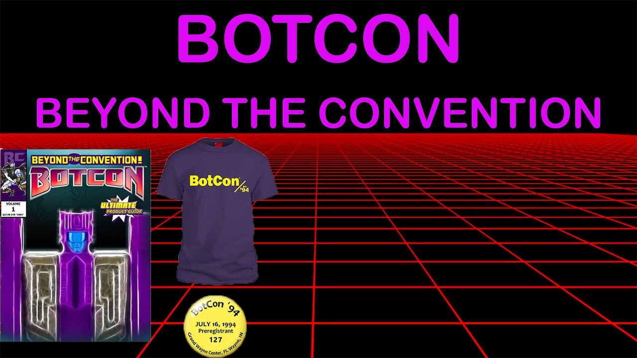 Botcon Beyond the Convention Book Review By N-PUT