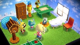 3Ds Animal Crossing: How To Get More Room To Hold Items  (Tips And Tricks)