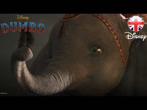 DUMBO  NEW  2019  Colin Farrell, Eva Green, Danny DeVito   Disney UK