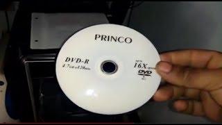 Comment Ajouté un fichier sur un DVD-R non viérge avec Nero 2017.