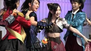 2015 1004 あべのキューズモール AKB48チーム8 永野芹佳推しカメラ #2 F...