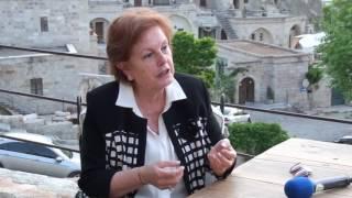 Dr Doğan ve İsmet Birgül Nevşehirde
