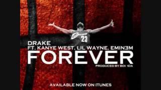 Drake Feat Eminem,Lil Wayne (Travis Baker Remix)