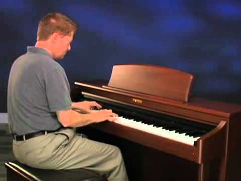 kawai cn42 digital piano demo youtube. Black Bedroom Furniture Sets. Home Design Ideas