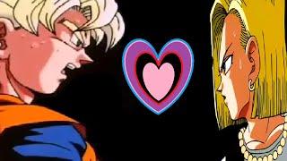 DBZ - Goku x 18 || Gimme More - Male Version