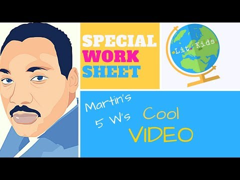 Dr  Martin Luther King Jr  Explanation Video