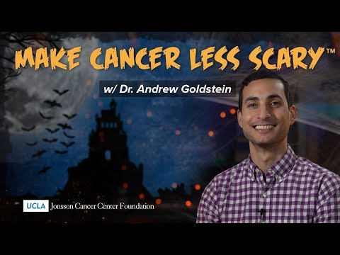 Making Cancer Less Scary with Dr. Andrew Goldstein