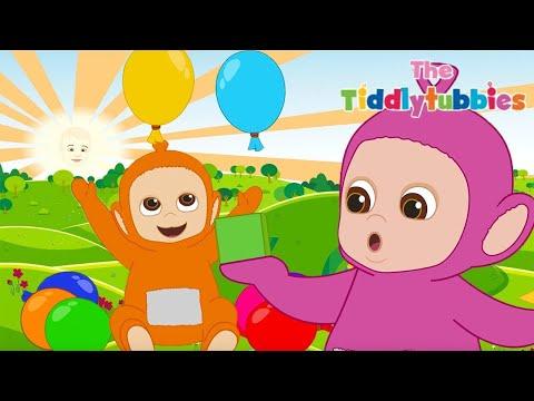 Tiddlytubbies | Complete Season 1 Full Episodes COMPILATION