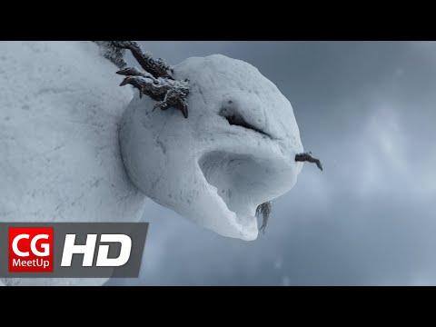 "CGI VFX Breakdown HD ""Nissan Return of the Snowman"" by The Embassy | CGMeetup"