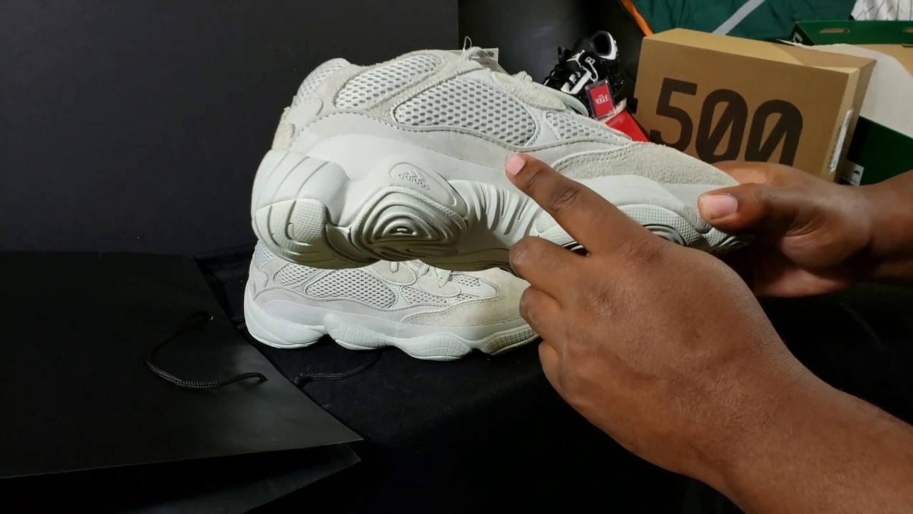 1a86be338c8 QUICK LOOK AT THE ADIDAS YEEZY 500
