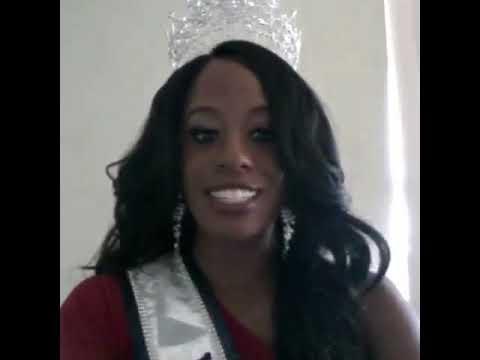 Ms. AllStar United States 2017, Tify Knight