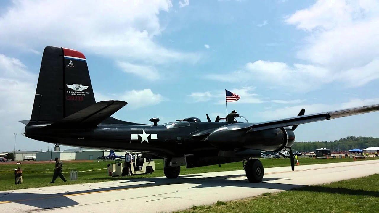 B 26 bomber youtube for B b com