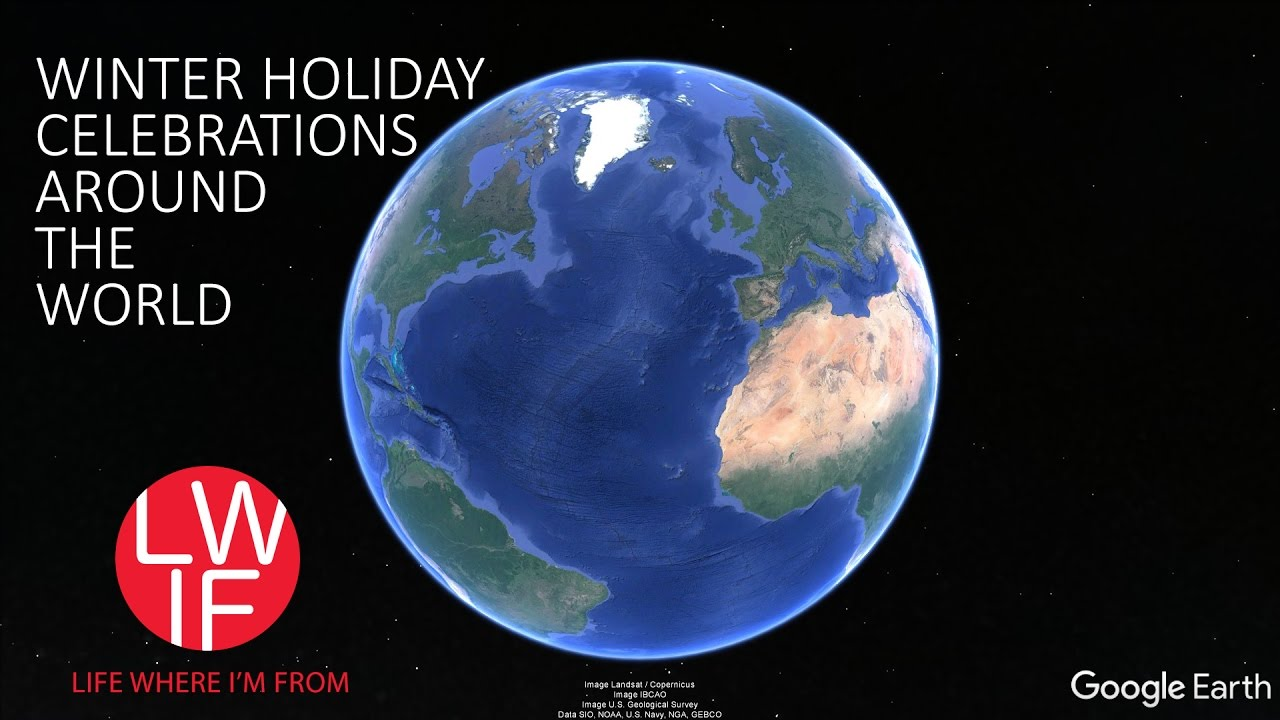 winter holiday celebrations around the world youtube