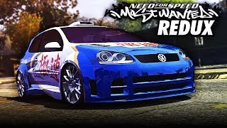Need for Speed MOST WANTED REDUX | Blacklist #15: SONNY