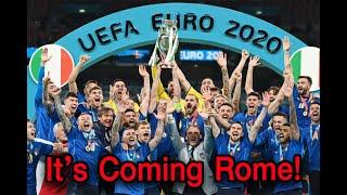 อิตาลีดับโทษอังกฤษ ผงาดแชมป์ยูโร2020
