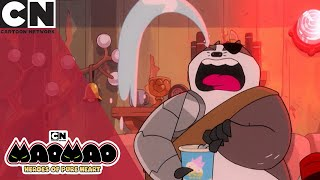 MaoMao: Heroes of Pure Heart | Life Without Adorabat  | Cartoon Network UK