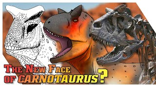 The New Face of Carnotaurus?