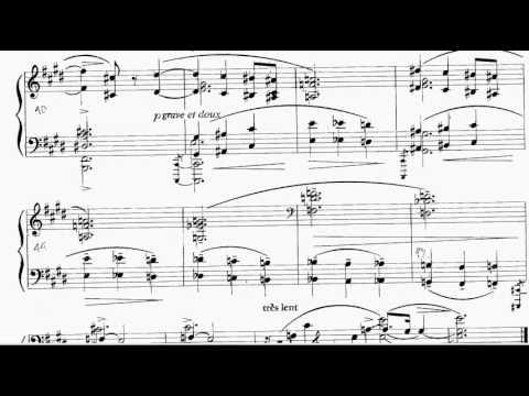 Abrsm piano 2013 2014 grade 8 c 8 c8 boulanger d 39 un vieus jardin 3 morceaux no 1 sheet music - Jardin d hiver sheet music lyon ...