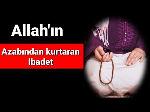 Allah'ın Azabından Kurtaran Ibadet | Volkan Aksoy