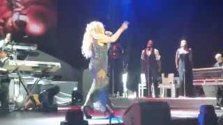Mariah Carey - Honey (So So Def Remix) (Live in Israel, Aug. 18th 2015) [HD]