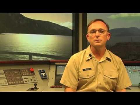 Cal Maritime's Marine Transportation Major