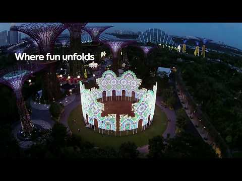 [English] Gardens by the Bay - Where Wonder Blooms