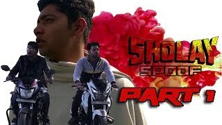 Sholay Movie Spoof (Part 1) | FTW Films |