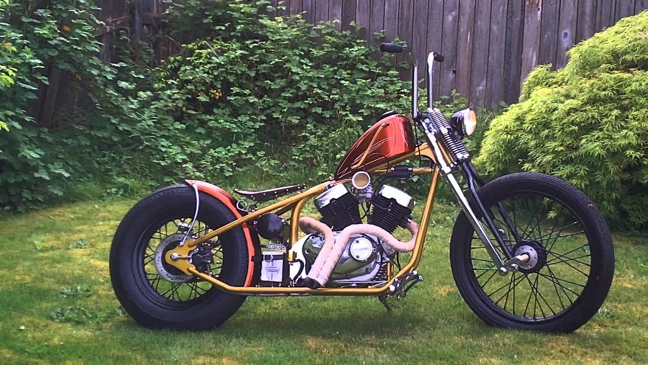 Hardknock Bobber 250cc V Twin 5150 Kikker Wiring Diagram Upgraded By Ni Bobbers Ecc Chevy2tom Walkaround 250 Vtwin You