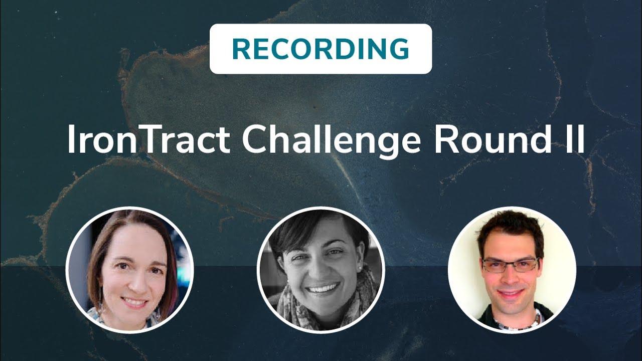 Live Webinar: IronTract Challenge Round II