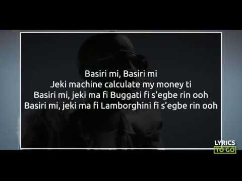 9ice - Basiri Mi - Lyrics