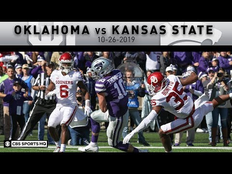 Oklahoma Vs Kansas State Breakdown: No.5 Sooners Suffer Massive Upset | CBS Sports HQ