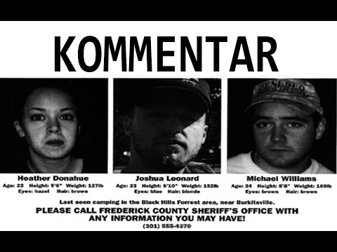The Blair Witch Project - Fan-Audiokommentar
