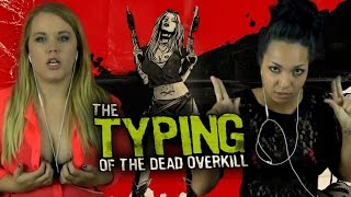 BOOBS AND GUNS | Typing of the Dead: Overkill | 1