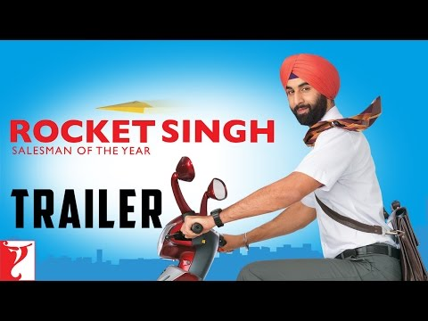 Trailer do filme Rocket Singh: Salesman of the Year