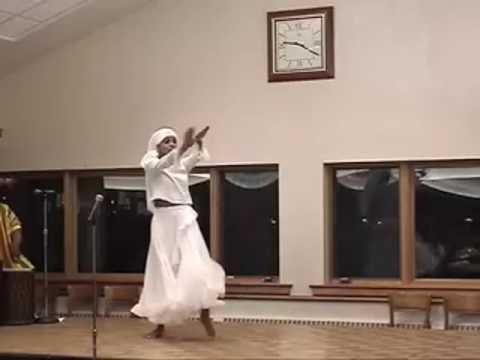 Èzili Dantò:  Haitian and West African Dance   - One