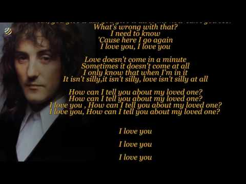 Denny Laine . Silly Love Songs (Videolyric) [HQ]