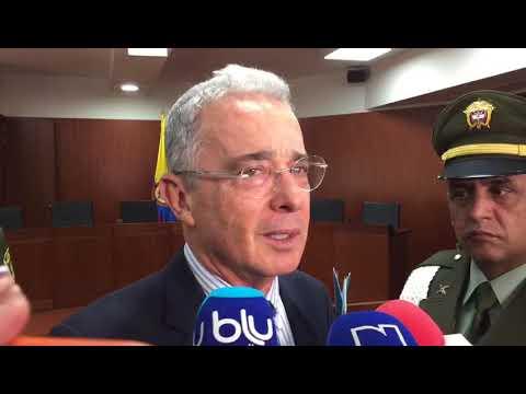 Álvaro Uribe habla sobre las elecciones ilegítimas en Venezuela