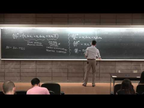 Ep13 Cloud point and phase diagrams - UC San Diego - NANO 134 Darren Lipomi