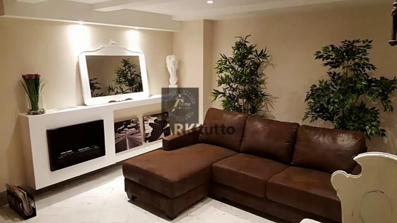 Ristrutturare Appartamento 35 Mq bilocale di 35 mq trasformato in un elegante open space a