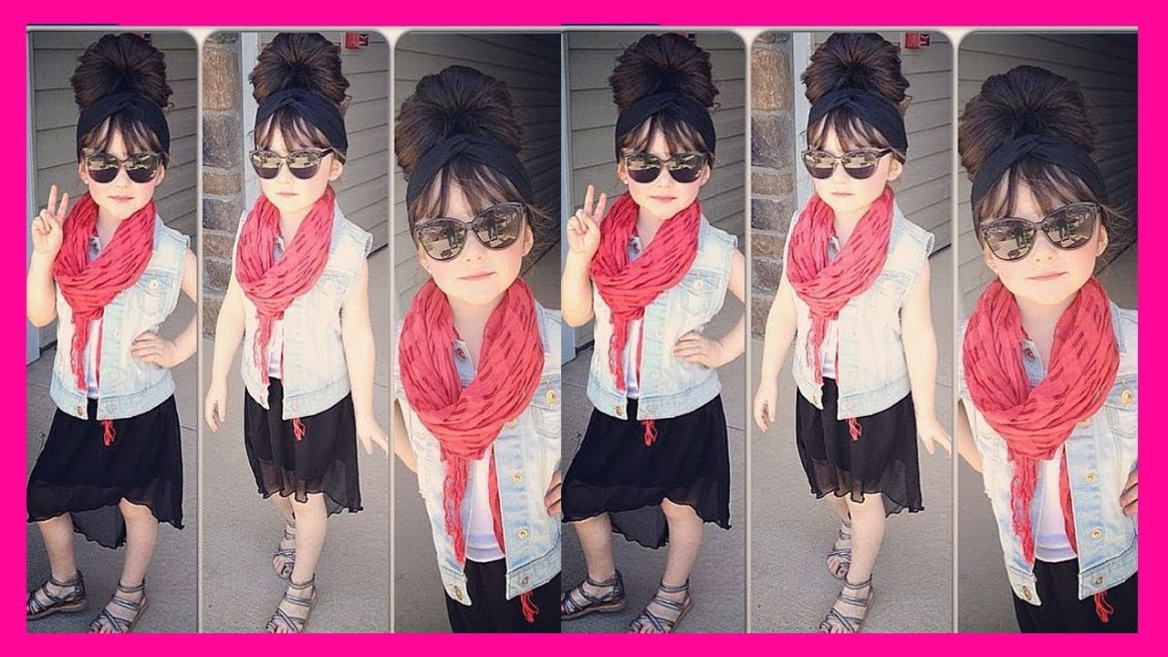 13f46761da373 اجمل ملابس صيف للاطفال بنات