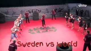 Sweden Takes On The World - Sweden vs Poland, Russia, Latvia