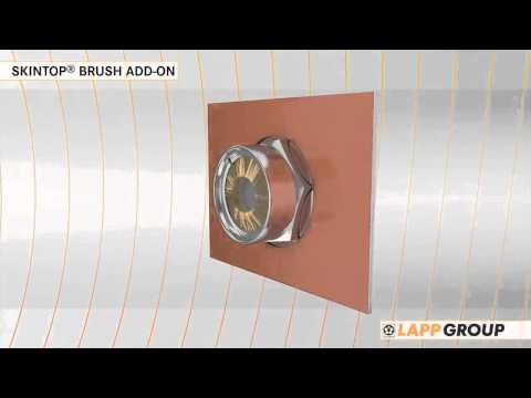 SKINTOP Brush Add-On | Lapp Group Ltd