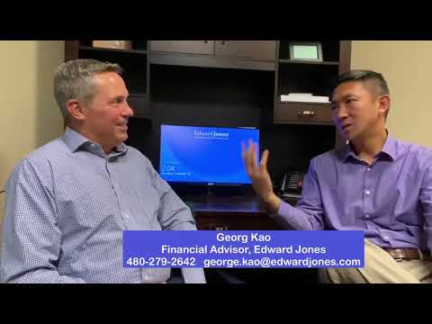 Interview With George Kao Of Edward Jones Financial Advisors
