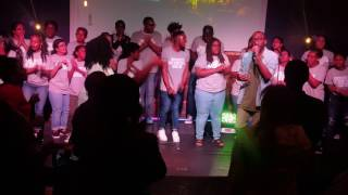 Matthew McIntosh ministering at Urban Praise Chorale Presents: Summer Fire Concert