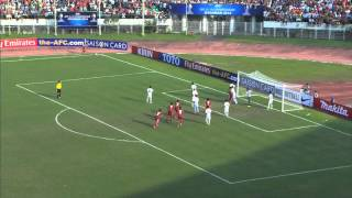Download Video UAE vs Myanmar: AFC U19 Championship 2014 (Quarter Final) MP3 3GP MP4