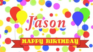 Happy Birthday Jason Song