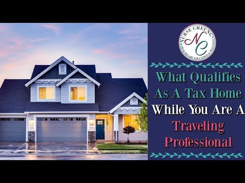 MAINTAINING A TAX HOME WHEN YOU ARE TRAVEL NURSING | NURSE CHEUNG