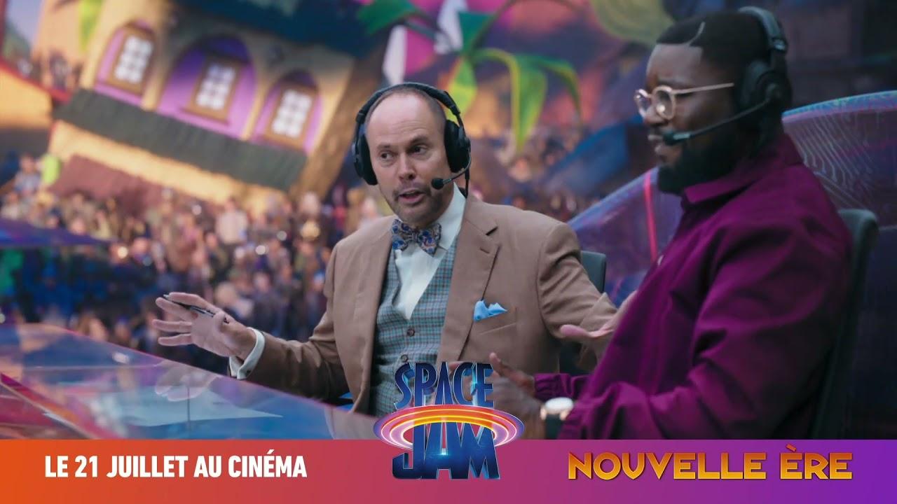 Musique de la pub   Space Jam Nouvelle Ère 2021